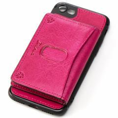 ダコタ(Dakota)/iphone8対応レザースマートフォンケース