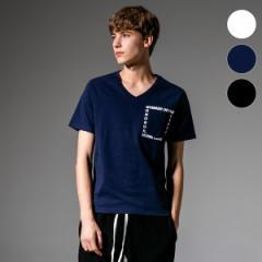ナンバーナイン デニム(NUMBER(N)INE DENIM)/NUMBER (N)INE DENIM(ナンバーナインデニム) プリントポケット付Tシャツ