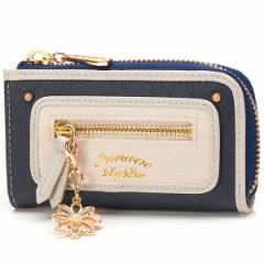 リズリサ(バッグ&ウォレット)(LIZ LISA Bag&Wallet)/チャーム付き マルチ L字ファスナーキーケース