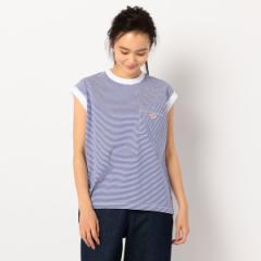フレディ&グロスター レディース(FREDY&GLOSTER)/【DANTON/ダントン】POCKET ノースリーブTシャツ #JD−9173