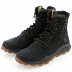 ティンバーランド(メンズ)(Timberland)/メンズ ブルックリン サイド ジップ ブーツ − ブラック