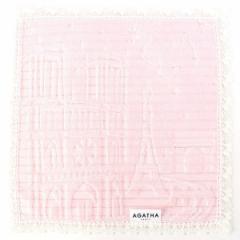 アガタ パリ(AGATHA PARIS)/【27×27cm】ニットレースハンカチ(レディース)