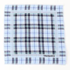 トラサルディ(TRU TRUSSARDI STILE)/【約25×25cm】タオルハンカチ(メンズ)