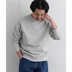 アーバンリサーチ ドアーズ(メンズ)(URBAN RESEARCH DOORS)/メンズTシャツ(ビンテージ裏毛クルーネック)