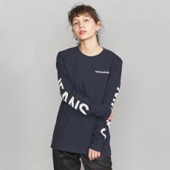 ビューティ&ユース ユナイテッドアローズ レディス(BEAUTY&YOUTH)/<Calvin Klein Jeans>スリーブプリントTシ…