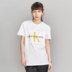 ビューティ&ユース ユナイテッドアローズ レディス(BEAUTY&YOUTH)/<Calvin Klein Jeans>BOXロゴTシャツ