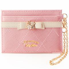 リズリサ(バッグ&ウォレット)(LIZ LISA Bag&Wallet)/ロゼ 単パスケース