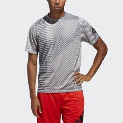 アディダス(スポーツオーソリティ)(adidas)/メンズアパレル M4T STRONG ストレッチウーブンキカガクグラフィックTシャツ