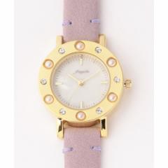 エニィスィス(any SiS)/フェミニンランダムパーツ ウォッチ(腕時計)