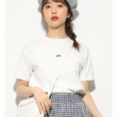 ビス(ViS)/【Lee×ViS】ミニロゴTシャツ