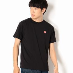【NEW】ザ・ノース・フェイス(THE NORTH FACE)/【THE NORTH FACE】Tシャツ(メンズ ショートスリーブスモールボックスロゴティー)