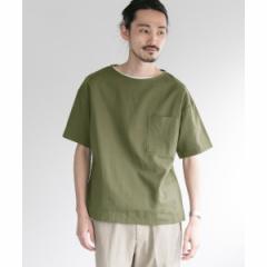 アーバンリサーチ(メンズ)(URBAN RESEARCH)/メンズTシャツ(高機能リネンシャツTシャツ)