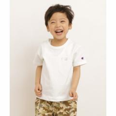 アーバンリサーチ ドアーズ(レディース)(URBAN RESEARCH DOORS)/レディスTシャツ(Champion×DOORS 刺繍Tシャツ(KIDS))