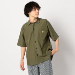 フレディ&グロスター メンズ(FREDY&GLOSTER)/【DANTON/ダントン】オープンカラーシャツ JD−3609