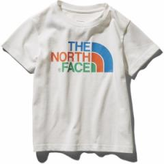 ザ・ノース・フェイス(スポーツオーソリティ)(northface)/トレッキング S/S Colorful Logo Tee