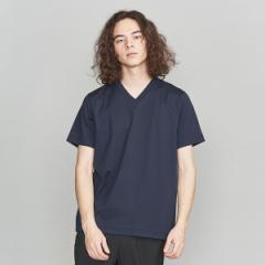 ビューティ&ユース ユナイテッドアローズ(メンズ)(BEAUTY&YOUTH)/BY ハイゲージコットン Vネック Tシャツ