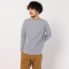 フレディ&グロスター メンズ(FREDY&GLOSTER)/バスクボーダーシャツ