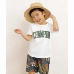 アーバンリサーチ ドアーズ(レディース)(URBAN RESEARCH DOORS)/レディスTシャツ(Champion×DOORS ロゴプリントTシャツ(KIDS))