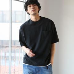 コーエン(メンズ)(coen)/【WEB限定】USAコットンビッグシルエットクルーネックTシャツ