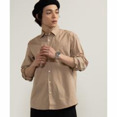 ウィゴー(メンズ)(WEGO)/WEGO/ストレッチブロードシャツ