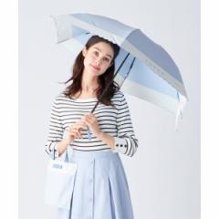 トッカ(TOCCA)/【晴雨兼用】SCALLOP PARASOL 折り畳み傘