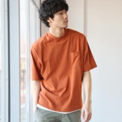 コーエン(メンズ)(coen)/USAコットンビッグシルエットクルーネックTシャツ2