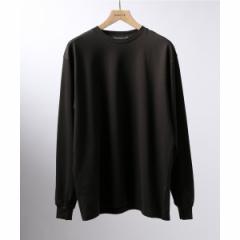 エディフィス(EDIFICE)/メンズTシャツ(AURALEE / オーラリー ラスタープレーティング ロングスリーブ)