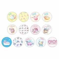 キャラクターグッズ/【星のカービィ】KIRBY hello spring 缶バッジコレクション