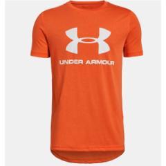 アンダーアーマー(スポーツオーソリティ)(under armour)/ジュニアアパレル 19S UA SPORTSTYLE LOGO SS