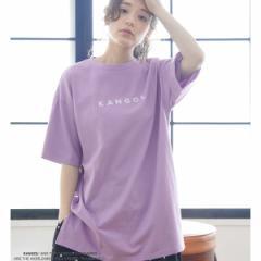 ロペピクニック(ROPE' PICNIC)/【KANGOL×ROPE  PICNIC】ロゴBIG Tシャツ