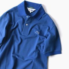 シップス(メンズ)(SHIPS)/LACOSTE: 別注 70's ドロップテイル ポロシャツ