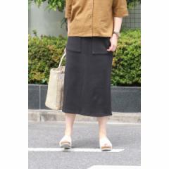 LBC アパレル(LBC)/ワッフルユルタイトスカート