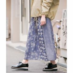 KBF(KBF)/レディススカート(KBF+ マルチパターン消しプリーツスカート)