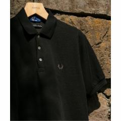 エディフィス(EDIFICE)/メンズTシャツ(FRED PERRY×EDIFICE / フレッドペリー別注 SOLOカルゼニットライクポロ)