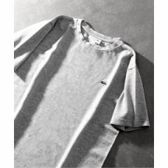 417エディフィス(417 EDIFICE)/メンズTシャツ(LACOSTE / ラコステ COTTON PIQUE クルーネック TEE)