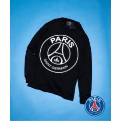 エディフィス(EDIFICE)/メンズTシャツ(Paris Saint−Germain TOKYO / パリサンジェルマン FRONT BIG LOGO L/S)