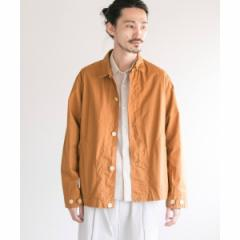 アーバンリサーチ(メンズ)(URBAN RESEARCH)/メンズコート(MANUAL ALPHABET O/D TYPEWRITER SHIRTS JACKET)