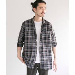 アーバンリサーチ(メンズ)(URBAN RESEARCH)/メンズシャツ(MANUAL ALPHABET NOSTALGIC CHECK SHIRTS)