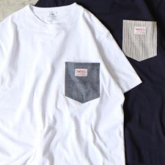 コーエン(メンズ)(coen)/【女性にも人気】SMITH別注ポケットTシャツ19SS(一部WEB限定カラー)
