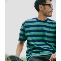 ジャーナルスタンダード(メンズ)(JOURNAL STANDARD MEN'S)/メンズTシャツ(GRAMICCI×JOURNAL STANDARD / グラミチ別注  : ボーダ…