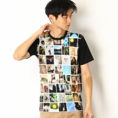 アニエスベー オム(メンズ)(agnes b. HOMME)/JEN1 TS フォトプリントTシャツ