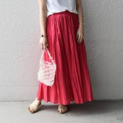 カージュ(Khaju)/Khaju:カラーマキシスカート