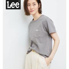 ロペピクニック(ROPE' PICNIC)/【WEB限定】【Lee(リー)】ポケット付きTシャツ