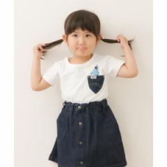 アーバンリサーチ ドアーズ(レディース)(URBAN RESEARCH DOORS)/レディスTシャツ(LEE KIDS シャークポケットTシャツ(KIDS))