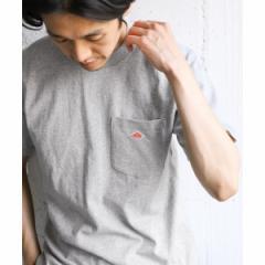 アーバンリサーチ ドアーズ(メンズ)(URBAN RESEARCH DOORS)/メンズTシャツ(DANTON クルーネック半袖ポケットTシャツ)
