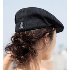ビス(ViS)/【KANGOL】メッシュハンチングベレー帽