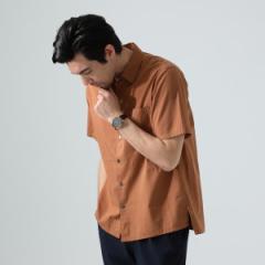 ビームス ライツ(メンズ)(BEAMS LIGHTS)/BEAMS LIGHTS / ブロード レギュラーカラー 半袖シャツ