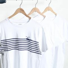 コーエン(メンズ)(coen)/マリンプリントTシャツ