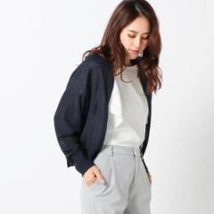 【NEW】ミューズ リファインド クローズ(MEW'S REFINED CLOTHES)/ショートドルマンカーディガン