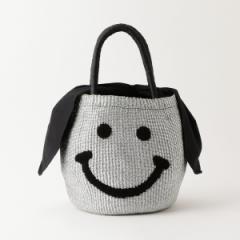 ノーリーズ レディース(NOLLEY'S)/【a−jolie/アジョリー】スマイルメタリックかごバッグ